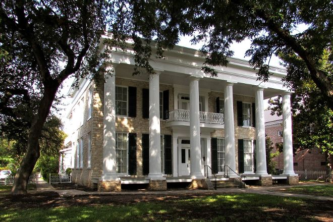 Neill-Cochran House Museum, Austin, United States