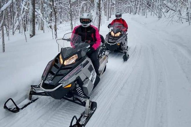 NEK Adventures ATV & Snowmobile Tours, Saint Johnsbury, United States