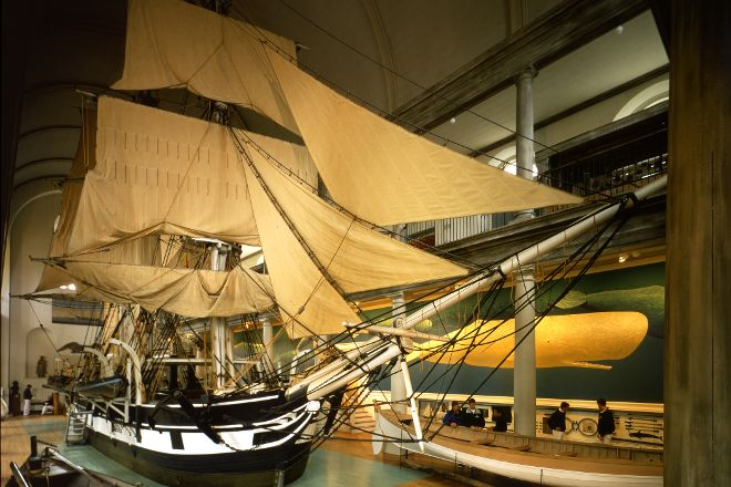 New Bedford Whaling Museum, New Bedford, United States