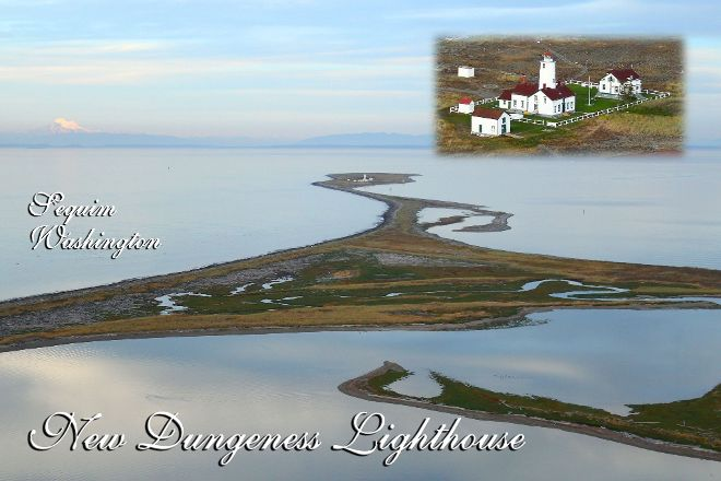 New Dungeness Lighthouse, Sequim, United States