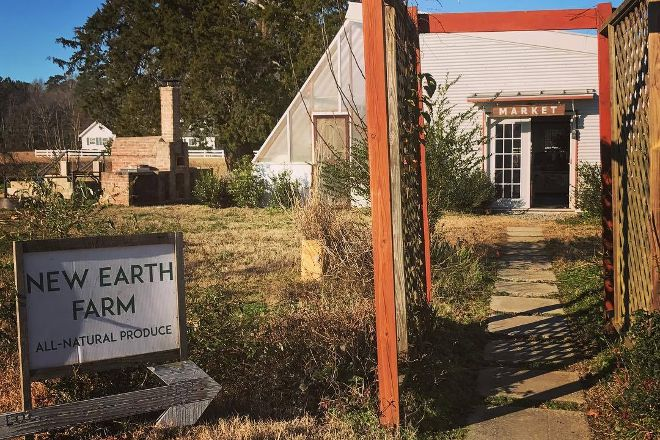 New Earth Farm, Virginia Beach, United States