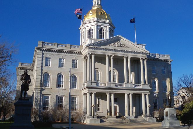 New Hampshire State House, Concord, United States