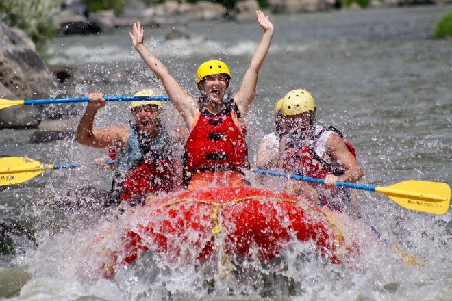 New Mexico River Adventures, Embudo, United States