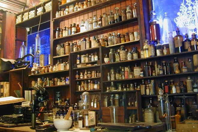 New Orleans Pharmacy Museum, New Orleans, United States