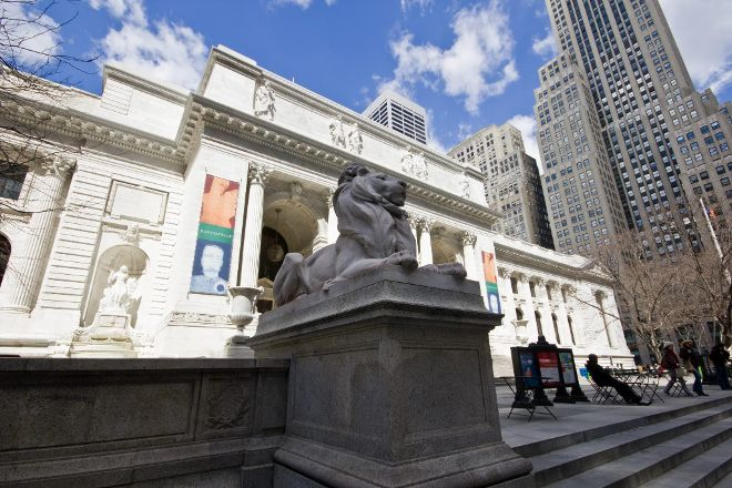 New York Public Library - Bloomingdale Library, New York City, United States