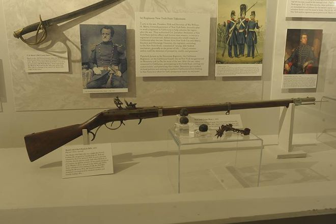 New York State Military Museum, Saratoga Springs, United States