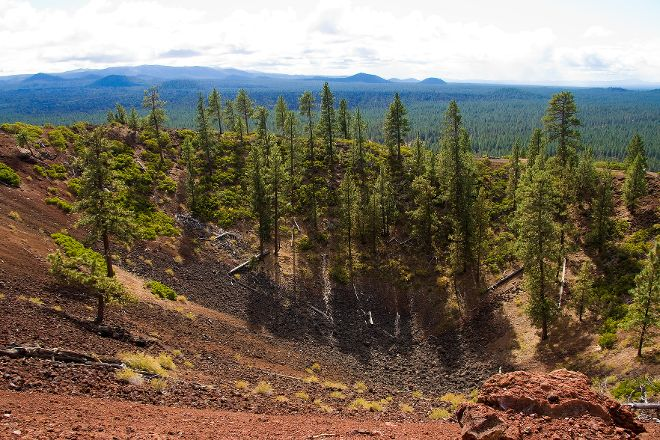 Newberry National Volcanic Monument, Bend, United States