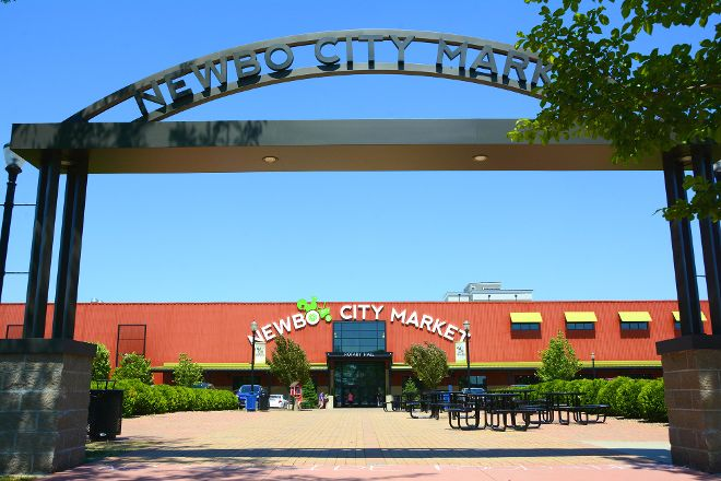 NewBo City Market, Cedar Rapids, United States