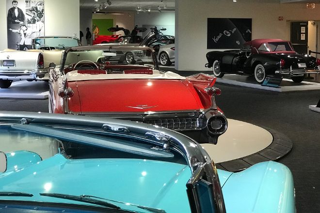 Newport Car Museum, Portsmouth, United States