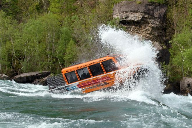 Niagara Jet Adventures, Youngstown, United States