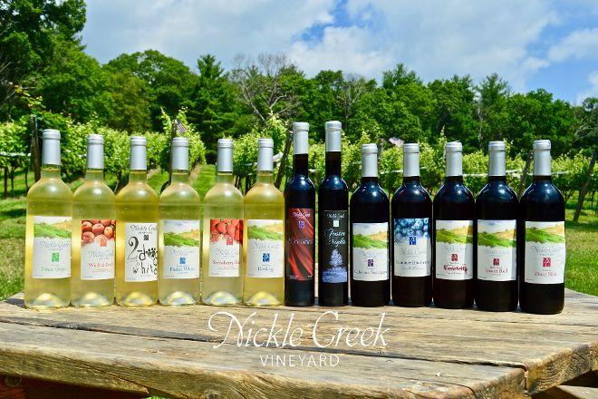Nickle Creek Vineyard, Foster, United States