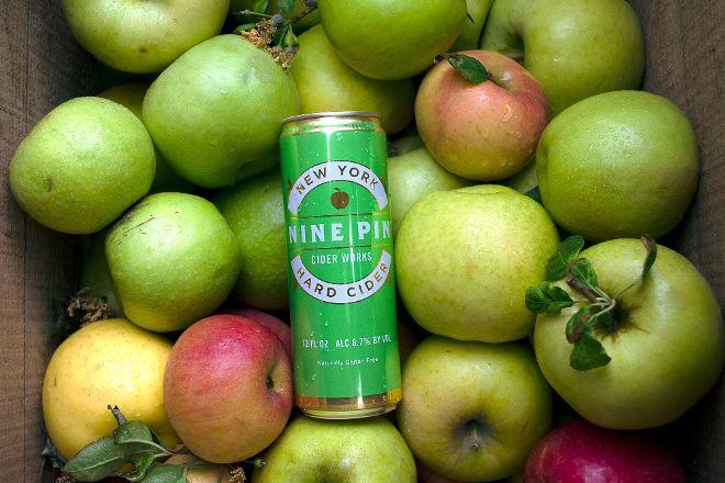 Nine Pin Cider Works, Albany, United States