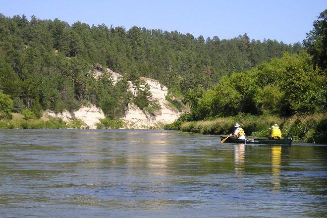 Niobrara National Scenic River, Valentine, United States