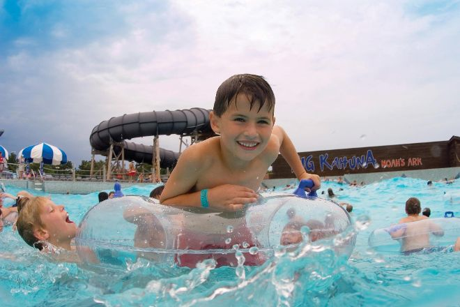 Noah's Ark Water Park, Wisconsin Dells, United States