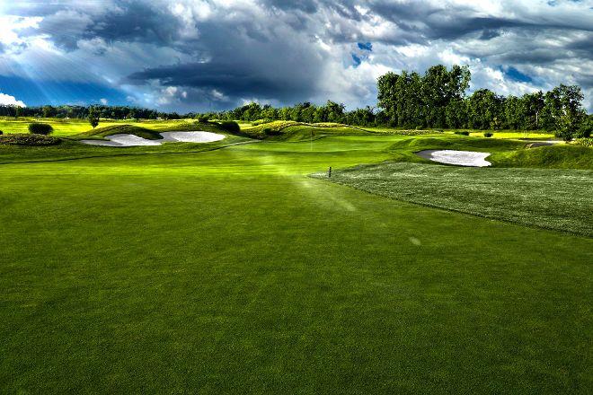 Noble Hawk Golf Links, Kendallville, United States