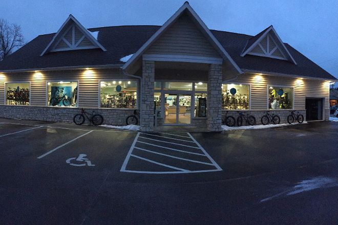 Nor Door Sport & Cyclery, Fish Creek, United States