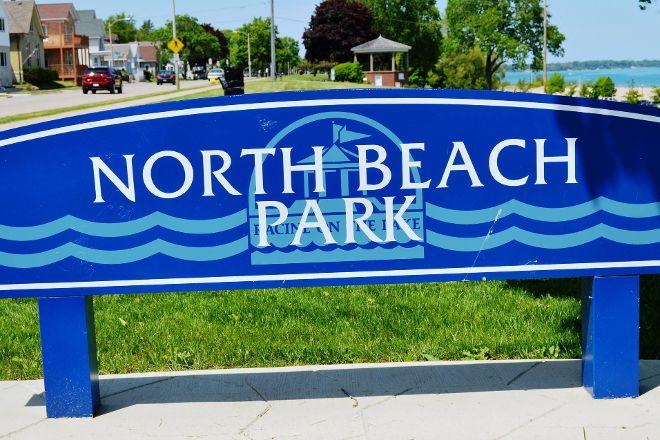 North Beach Park, Racine, United States