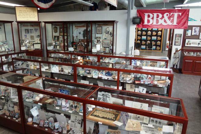 North Carolina Baseball Museum, Wilson, United States