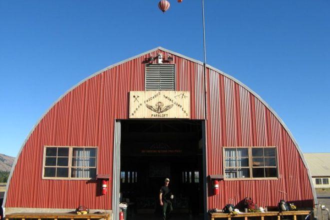 North Cascade Smokejumper Base, Winthrop, United States