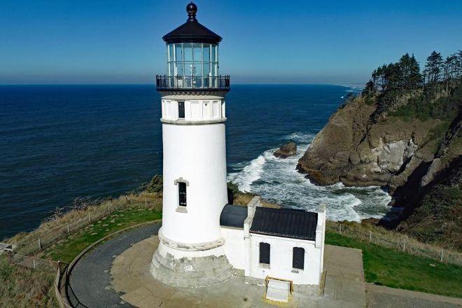 North Head Lighthouse, Ilwaco, United States