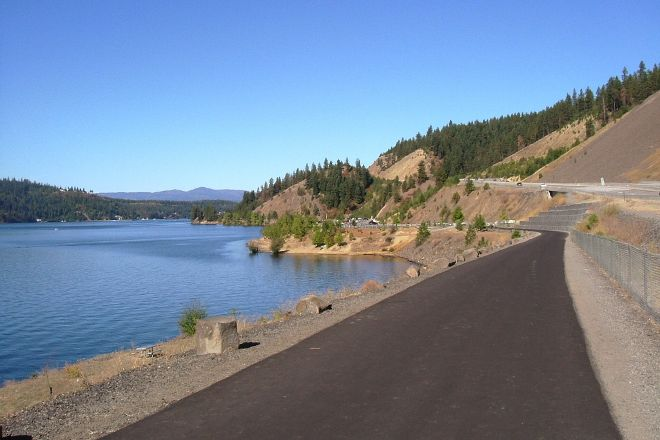 North Idaho Centennial Trail, Coeur d'Alene, United States