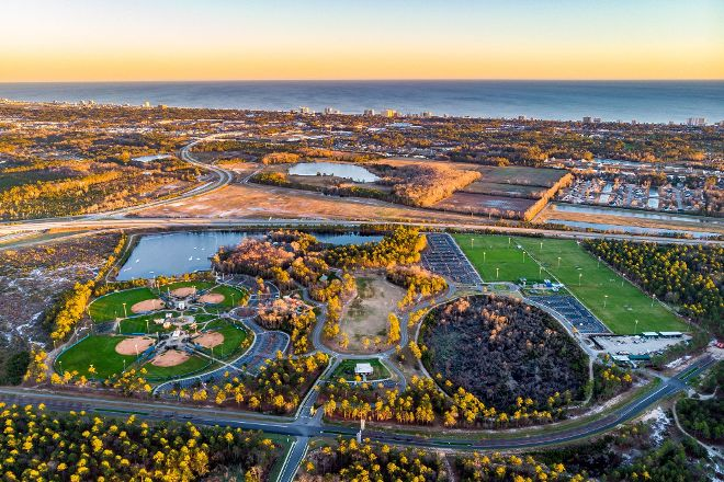 North Myrtle Beach Park and Sports Complex, Little River, United States