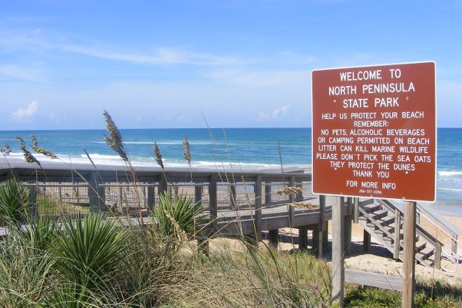 North Peninsula State Park, Flagler Beach, United States