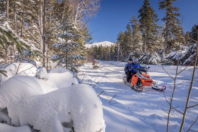 Northern Extremes Snowmobiling - Tours, Bartlett, United States