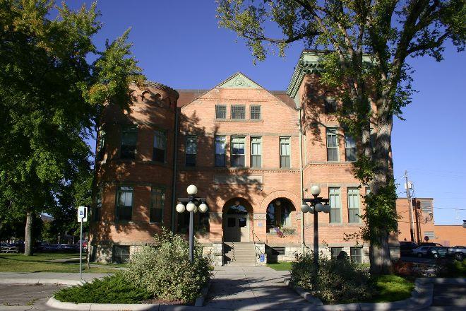 Northwest Montana History Museum, Kalispell, United States