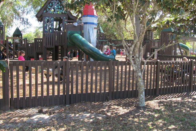 Nova Community Park, Ormond Beach, United States