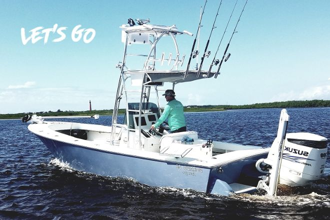 NSB Fishing Charters, New Smyrna Beach, United States
