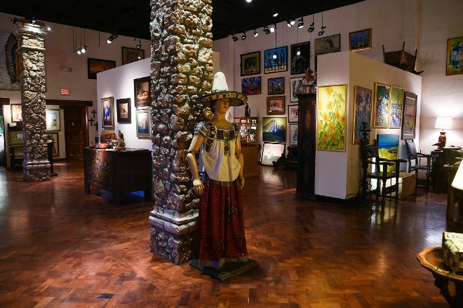 Nuevo Santadar Gallery, McAllen, United States