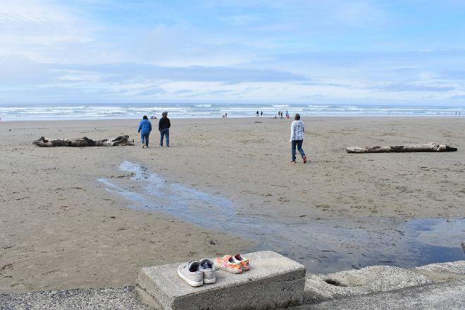 Nye Beach, Newport, United States
