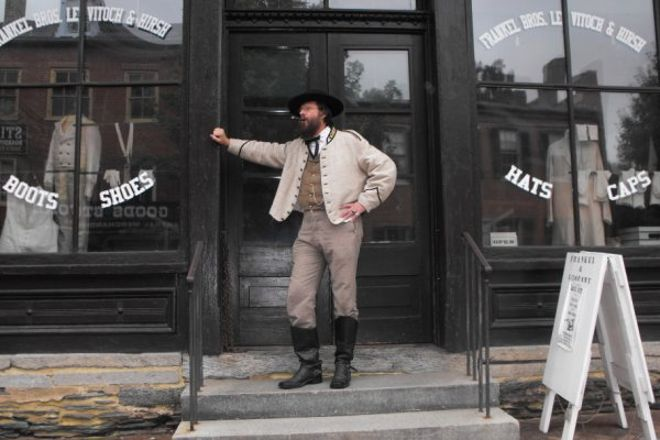 O' Be Joyfull Historical Tours & Entertainment, Harpers Ferry, United States