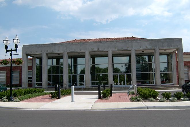 O. Winston Link Museum, Roanoke, United States