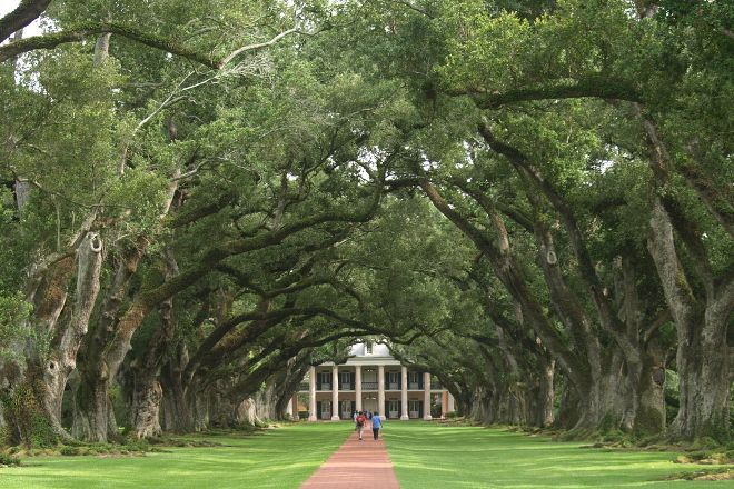 Oak Alley Plantation, Vacherie, United States