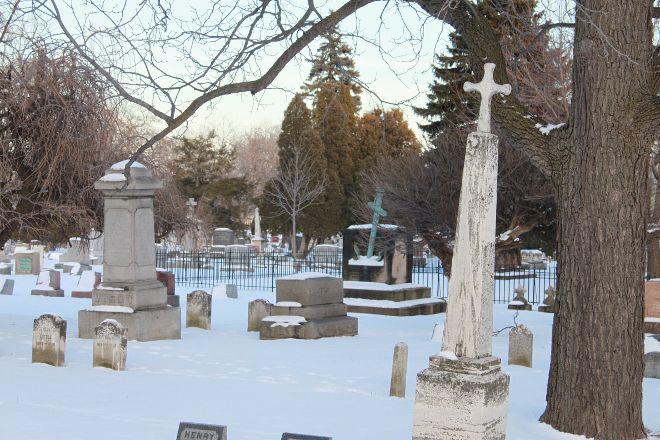 Oakwood Cemetery, Niagara Falls, United States