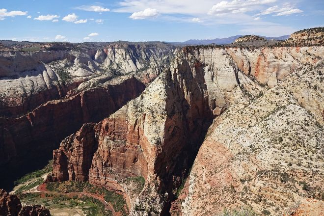 Observation Point, Zion National Park, United States