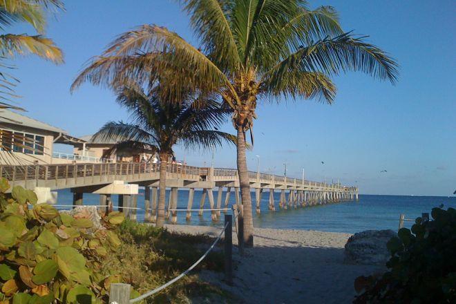 Ocean Park Beach, Dania Beach, United States