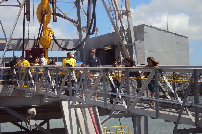 Ocean Star Offshore Drilling Rig & Museum, Galveston, United States