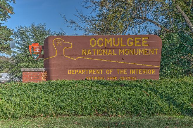 Ocmulgee Mounds National Historical Park, Macon, United States