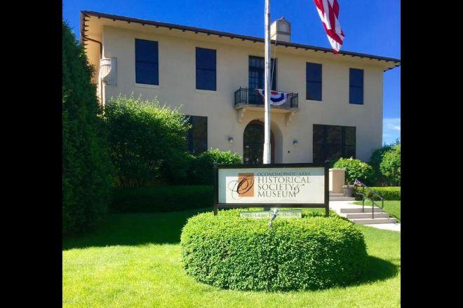 Oconomowoc Area Historical Society and Museum, Oconomowoc, United States