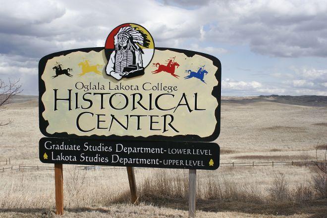 Oglala Lakota College Historical Center, Kyle, United States
