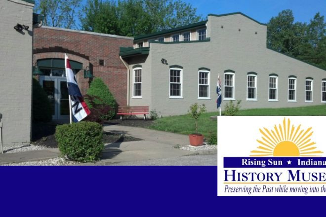 Ohio County Historical Society Museum, Rising Sun, United States