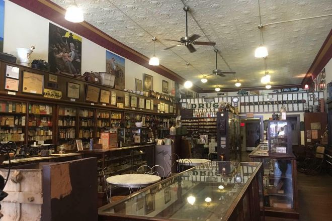 Oklahoma Frontier Drugstore Museum, Guthrie, United States