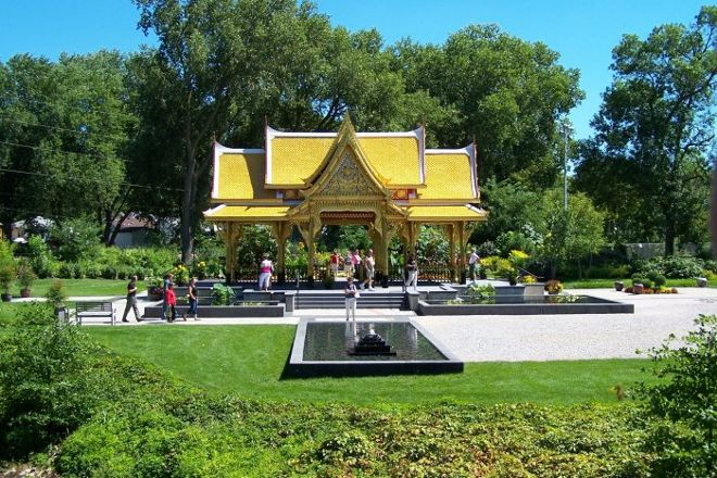 Olbrich Botanical Gardens, Madison, United States