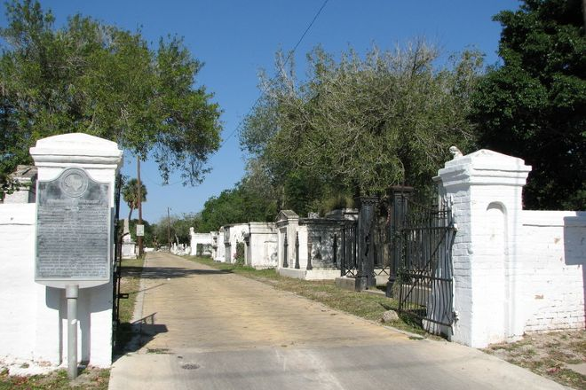 Old City Cemetery, Brownsville, United States