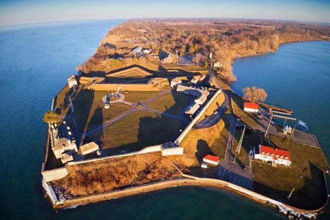Old Fort Niagara State Historic Site, Youngstown, United States