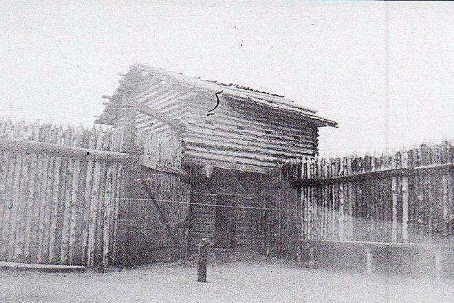 Old Fort Parker, Groesbeck, United States