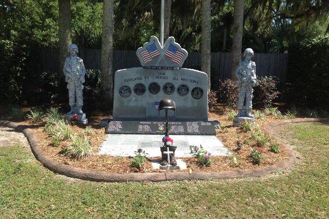 Old Homosassa Veteran's Memorial, Homosassa, United States